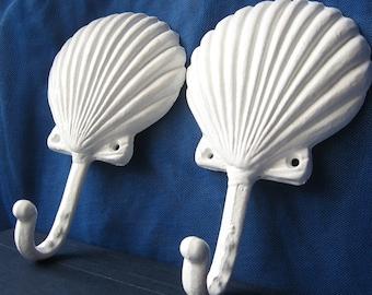 Sea Shell Hook,Scallop Hook,Cast Iron Hooks