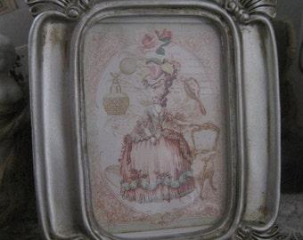 french market marie antoinette petite frame
