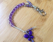 Purple - Bitty Butterfly Series - Golf Stroke Counting Beads - MAXI by TallyGators™