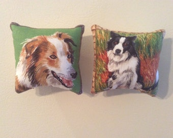 Dog Pillow Magnets