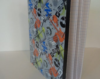 Duct Tape Covered Composition Book