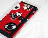 Pattern Keeper for Knitting or Crochet Pattern
