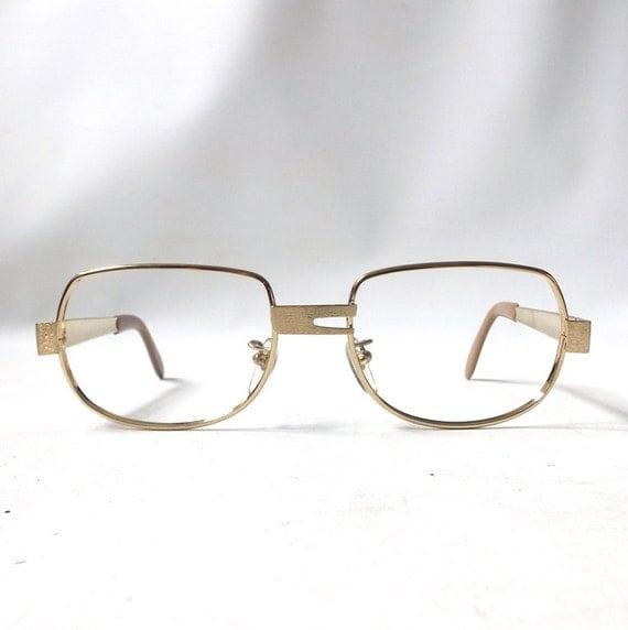 vintage 1960s eyeglasses prescription by RecycleBuyVintage