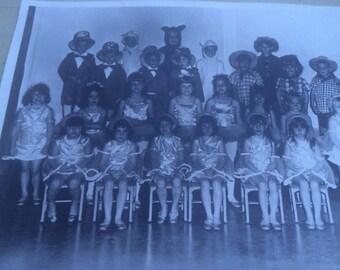 1940 8x10 school play