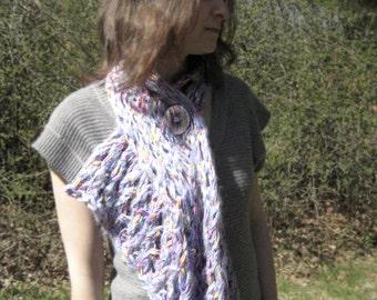 Purple PJ scarf