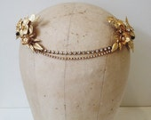 Ariadne headpiece, #505b