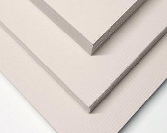 Cardstock Full Sheets CHAMPAGNE BLUSH Set of 30 Paper Supplies Wedding Invitation Scrapbook Paper DIY
