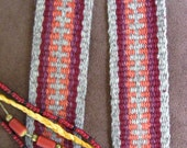 Wool Sash Handwoven