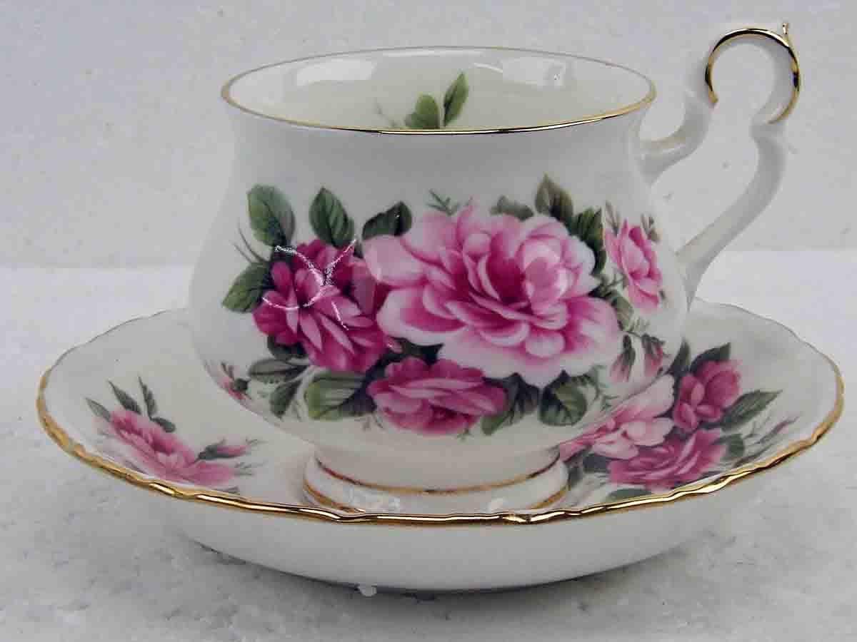 vintage sonnet series milton royal albert bone china porcelain. Black Bedroom Furniture Sets. Home Design Ideas