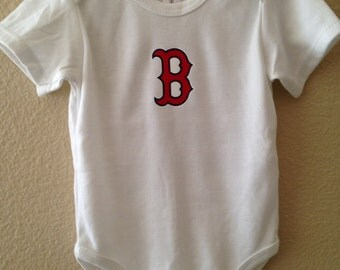 Boston Red Sox One-Piece OR T-Shirt