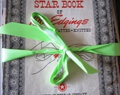 Vintage 1940's Crochet Tatted Starbook Magazines - Set of 15  The Spool Cotton Co. DIY Filet Crochet, Embroider