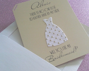 Tenderness- Will You Be My Bridesmaid... Cards