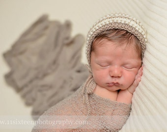 Putty Stretch Knit Wrap Newborn Baby Photography Prop