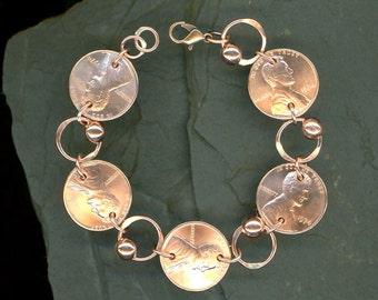 ... Bracelet 40th Anniversary Gift Jewelry 1974 40th Birthday Gift Women