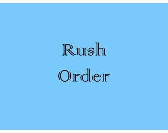 Rush Order Upgrade, Speed Up Production Time