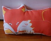RESERVED: Custom Listing Fox DIY Pillows
