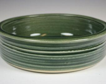 Ceramic Brie Baker, Casserole Dish, Serving Bowl, Display Bowl, ceramic Baking Dish
