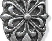 Viking Shield Button JHB Coat Clothing Metal Button Shank Costume Norse Nordic