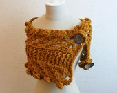Knitting Pattern / Cowl Wrap Chunky Oversized / Rustico / PDF Digital Delivery