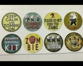 Zombies - Stickers