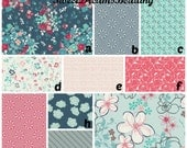 Custom Crib Bedding You Design   Bumper and Bedskirt in Novelle