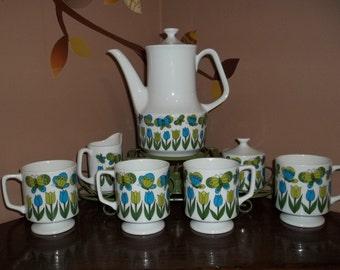 Vintage Tea Server