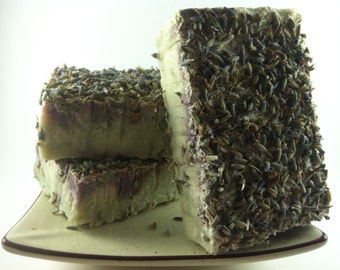 Rosemary Mint Lavender Beer Soap - Vegan - Handmade Soap
