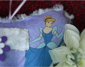 Ciderella Tooth Fairy Pillow  -  Ready to Ship