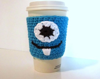 Monster Cup Cozy, Coffee Cozy