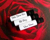Vixen Girls Perfume Sample Set - Gothic Perfume - Perfume Oil - Perfume Samples