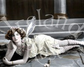 A Fairy's Day-Digital Image Download