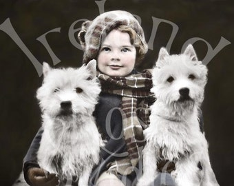 Mallory and Friends-Digital Image Download