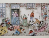 ANTON PIECK - Nanny - PRINT - perfect for framing