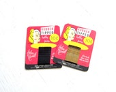 Bobby Pins, NOS Bobby Pins, Mid Century Hair Supplies, Vintage Hair, Vintage Bobby Pins