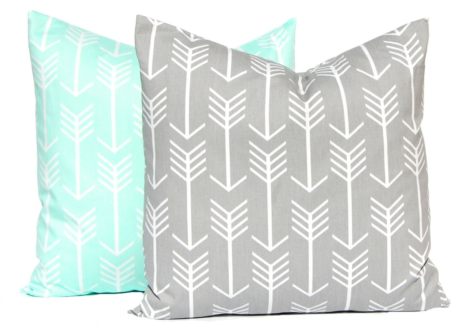 Pillow Covers Decorative Pillow Covers Gray By