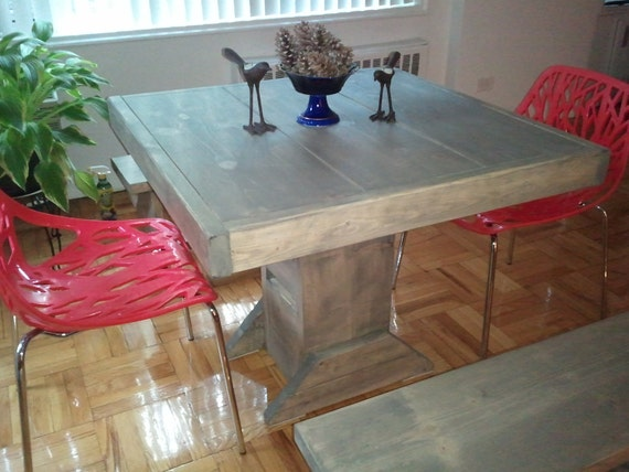 3 foot small dining room set for 4 / dinette set for 4