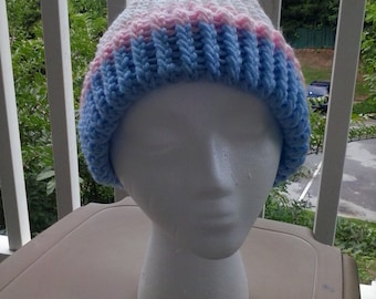 Trans Pride Knit Hat