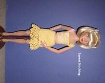 Ellowyne Sweet Nothing Crochet  Digital Pattern Download by djemorin