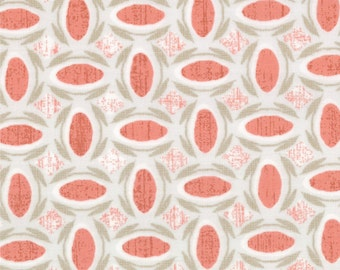 Modern Roses - Path in Ginger by Stephanie Ryan for Moda Fabrics