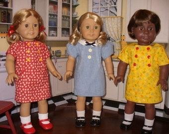 Doll Clothes Pattern, Nona's Delight, No 1024