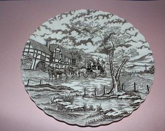 Myott Royal Mail platter made in England