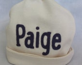 The Paige - Custom baby/children's hat - top knot- photography prop