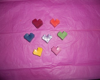 Hearts a Bit Crayon Set