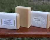 Custom Listing: 15 Bars Unscented Goat's Milk Soap