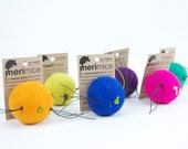 1 MeriMOUSE wool cat toy