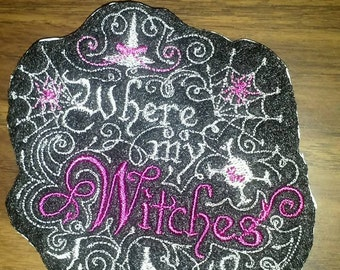 Witch patch
