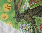 Meredith hare note book Mushrooms Magic witch