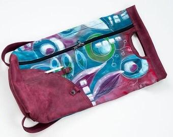 Grab-n-Go Backpack Adventure sewing pattern