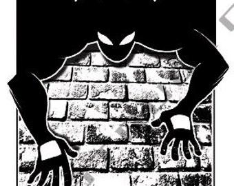 Black Suited (Symbiote) Spider-Man.