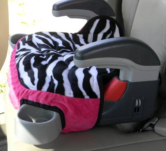 berniea64 - Booster seat cover, car accessory, Graco Turbo booster ...